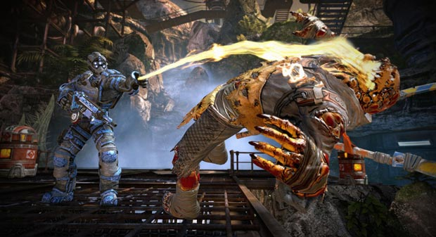 News Screenshots Xbox  Bulletstorm