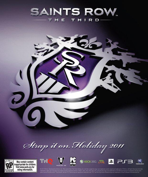 Saints Row 3 Coming Holiday 2011 Screenshots Xbox  Saints Row 3