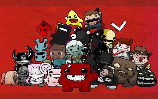 Super Meat Boy Expert Remix Coming Soon News Xbox  Super Meat Boy