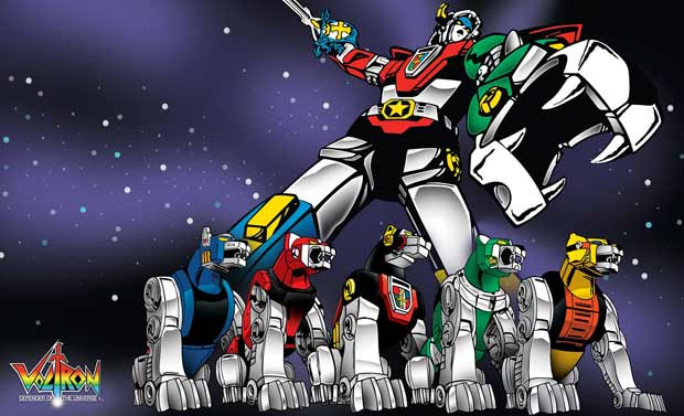 Voltron Game Coming Soon from THQ