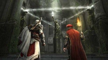 Assassin's Creed Brotherhood Da Vinci Disappearance Screens