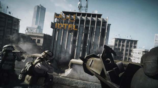 Battlefield 3 vs Modern Warfare 3: Shots Fired News Xbox  Battlefield 3
