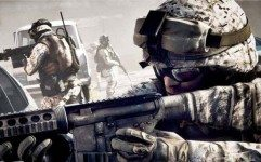 Battlefield 3 Intense First Action Stills