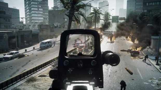 Battlefield 3 Launch Day DLC Maps Revealed