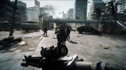 First Battlefield 3 Gameplay Video