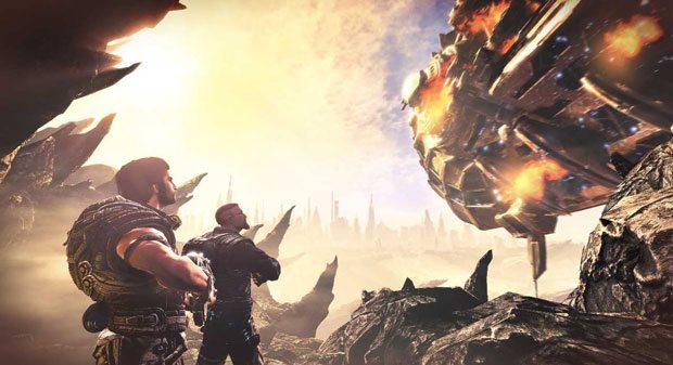 Bulletstorm is Getting Great Reviews News Xbox  Bulletstorm