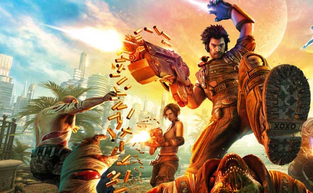 Bulletstorm DLC Pack Coming This Spring
