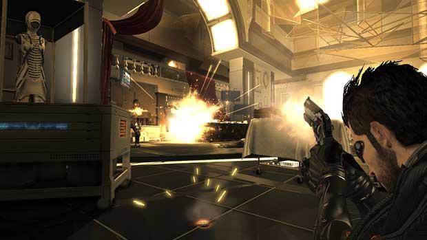 Become Adam Jensen in latest Deus Ex Human Revolution Trailer