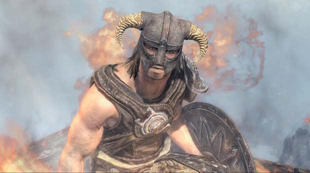 Elder Scrolls V: Skyrim Spell Casting Battle Details News Xbox  Skyrim