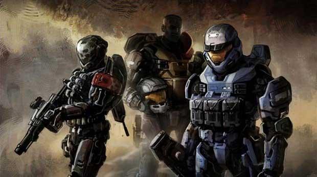 Halo Reach Map Pack Coming Soon News Xbox  Halo Reach