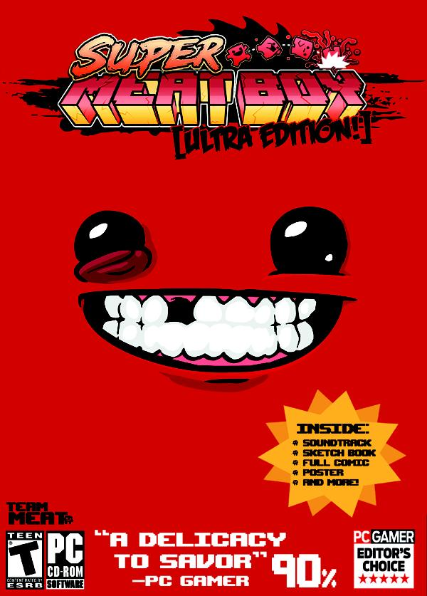Super Meat Boy Ultra Edition Coming Soon News  Super Meat Boy