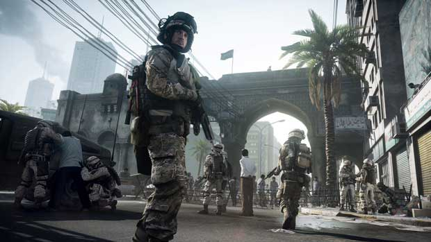 Battlefield 3 is Using FIFA's Animation Engine News Xbox  Battlefield 3