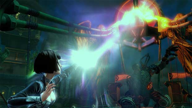 New Bioshock Infinite Showing at PAX East