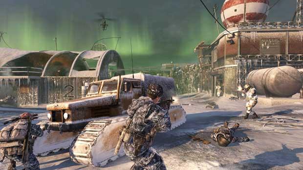 Black Ops First Strike PS3 Screenshots & Trailer