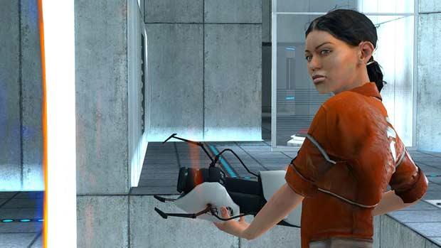 Valve Plans to Bridge the Story Gap in Portal 2 News Xbox  Portal 2