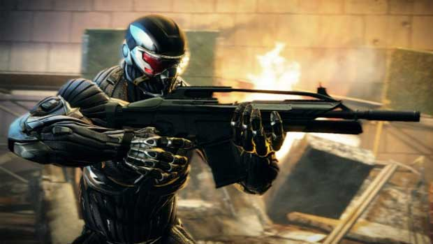 Is Crysis 2 the best looking FPS on Consoles..Ever? News Xbox  Crysis 2