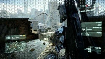 Crysis 2 on Its Heels Over Criticisms