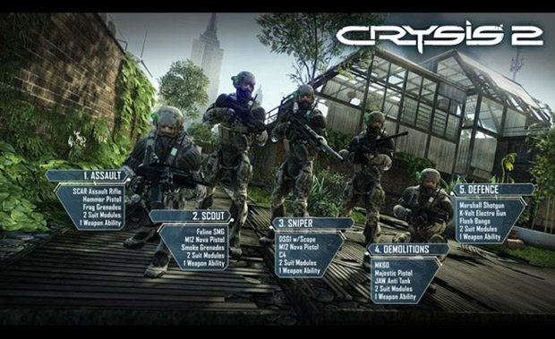 Crysis 2 Multiplayer Introduction