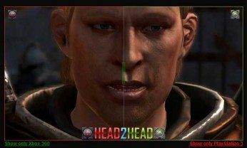 Dragon Age 2 Head to Head Comparison PS3 vs Xbox 360