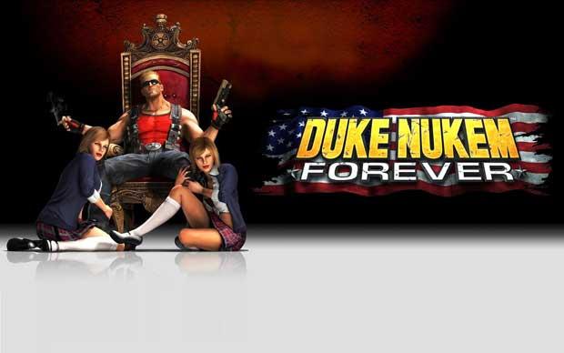 News Xbox  Duke Nukem Forever