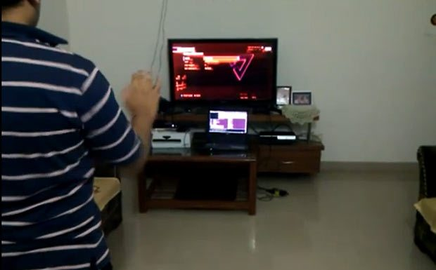 Kinect works with Killzone 3