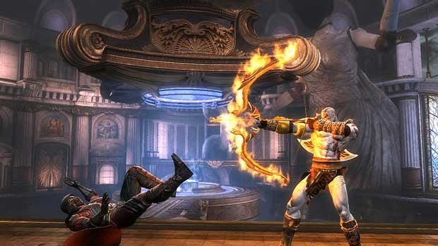 More Kratos Features From Mortal Kombat 9 | Attack of the Fanboy