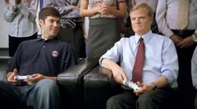 Kevin Butler Plays MLB 11: The Show