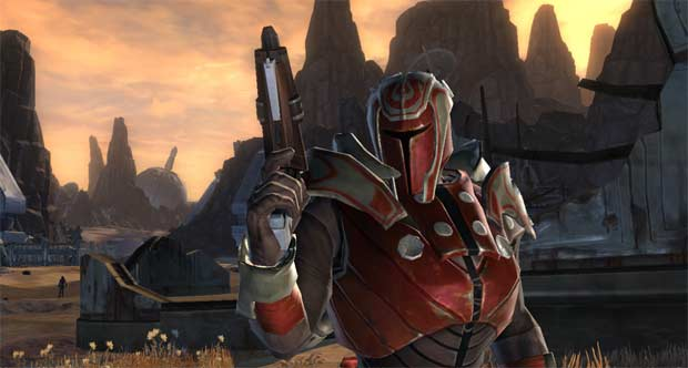 Off Screen Gameplay Video of SWTOR: Taral V with Jedi Knight News  SWTOR