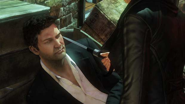 Wishlist: Uncharted 3: Drake's Deception