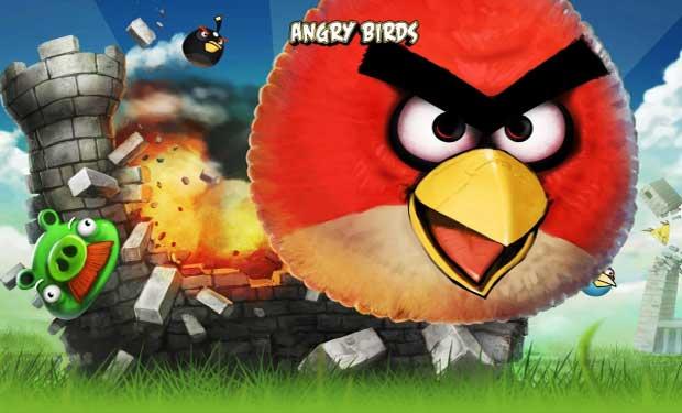 News  Angry Birds