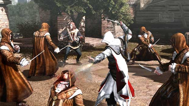 Assassin's Creed Brotherhood DLC New Multiplayer Characters Video News Xbox  Assassin's Creed Brotherhood