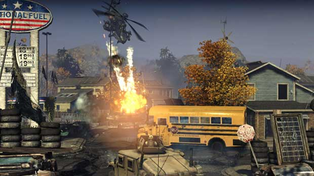 Homefront is the most pre-ordered game in THQ's history News Xbox  Homefront