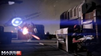 """A Mass Effect 2 DLC """"Arrival"""" Launch Trailer"""