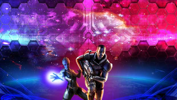 Mass Effect 2 DLC The Arrival Seen Again