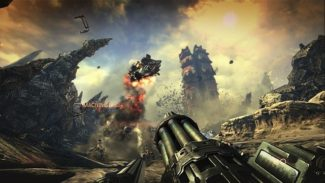 Bulletstorm gives Killzone 3 The Ol' Fire in the Hole in February
