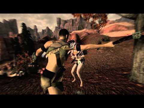 "Fallout New Vegas ""Honest Hearts"" DLC Leaked Images News Screenshots Xbox  Fallout: New Vegas"