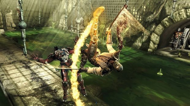 Mortal Kombat Patch Incoming