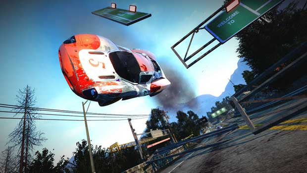 Burnout Crash, A New Title in the Works from Criterion News Xbox