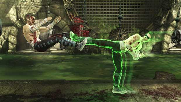 Johnny Cage gets Dirty in Latest Mortal Kombat Trailer News Videos Xbox  Mortal Kombat