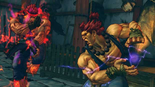 Super Street Fighter Iv To Get Arcade Edition Dlc Attack