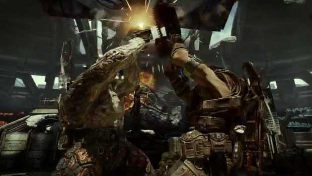"Gears of War 3 The ""Sweet Spot"" Between Gears 1 & 2"