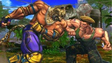 Street Fighter x Tekken : A Fighters Dream