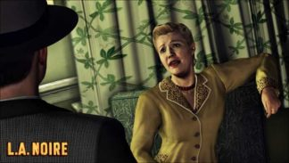 LA Noire Screenshots Continue