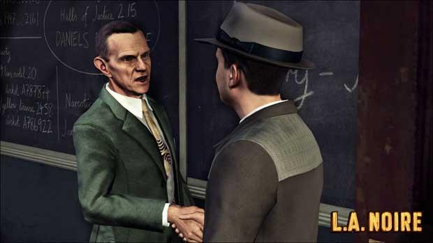 LA Noire Will Let You Skip The Hard Stuff News Xbox  LA Noire