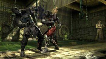 Launch Day Mortal Kombat Screenshots Are Pretty…Deadly