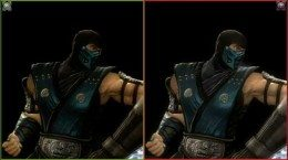 Mortal Kombat PS3 Vs Xbox 360 Comparison