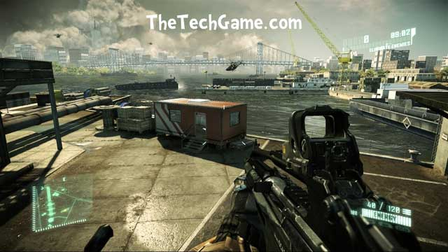 Crysis 2 DLC Retaliation Map Pack Leaked? News Screenshots Xbox  Crysis 2