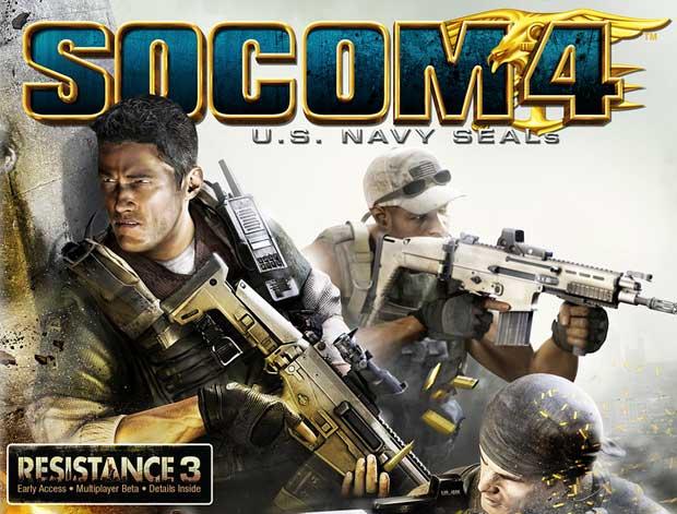 Resistance 3 Beta Included with SOCOM 4 News  SOCOM 4