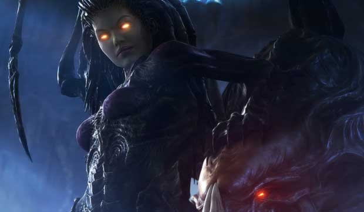 Starcraft-II-Heart-Of-The-Swarm-Zerg-Units