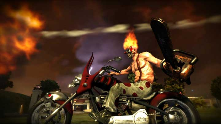 Twisted Metal Multiplayer is Something News  Twisted Metal
